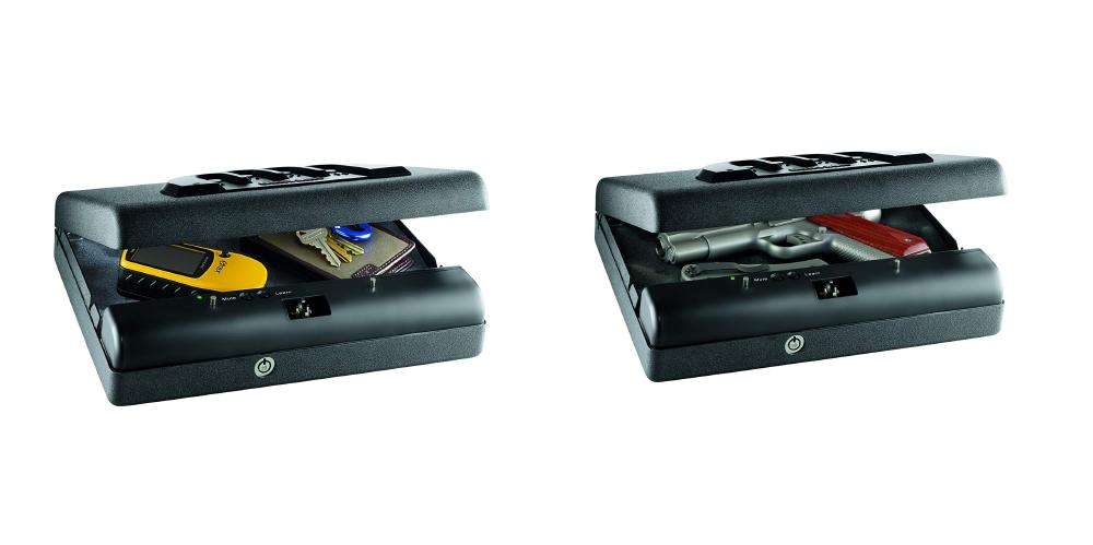 biometric gun safe