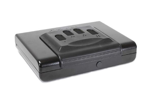 biometric fireproof safe