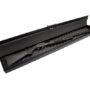 Gun Casket Fast Opening Shotgun Safe (Electronic – Black)