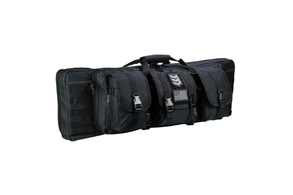 3V gear ranger 36 double rifle case review