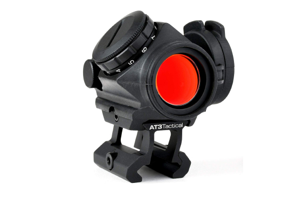 AT3 Tactical RD-50 Red Dot Sight Review