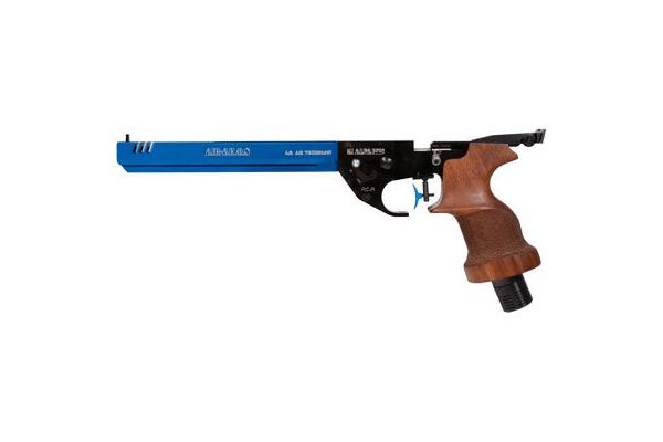 Alfa Competition PCP Pistol air pistol Review