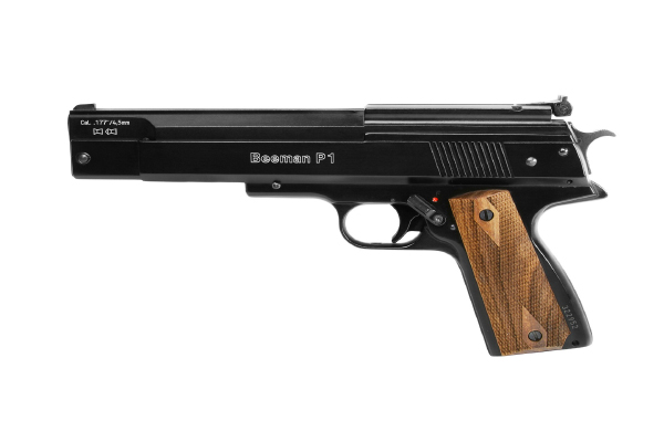 Beeman P1 air pistol review