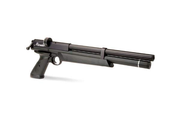 Benjamin Marauder PCP Air Pistol (.22) Review