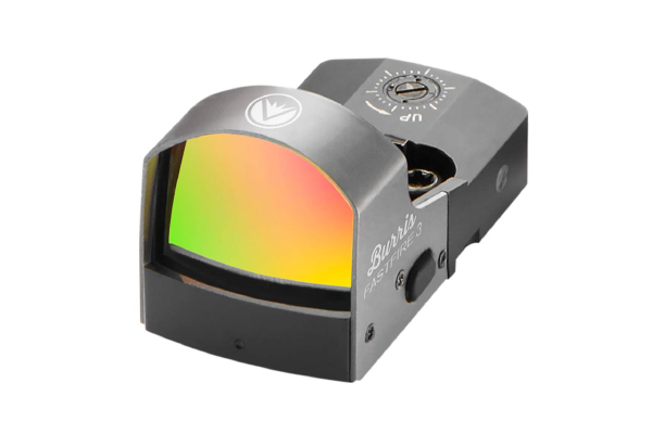 Burris 300235 Fastfire III No Mount 3 MOA Sight Review