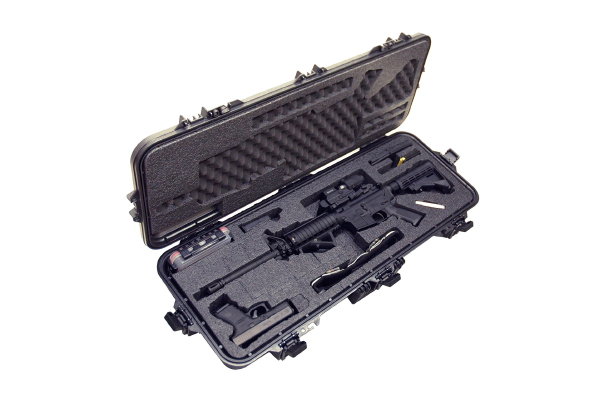 Case club pre-made AR15 rifle carrying case Review