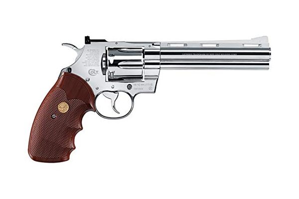 Colt Python CO2 Revolver Review