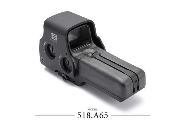 EO518 EOTECH 518 W/68/1 MOA QD Mount blk Review