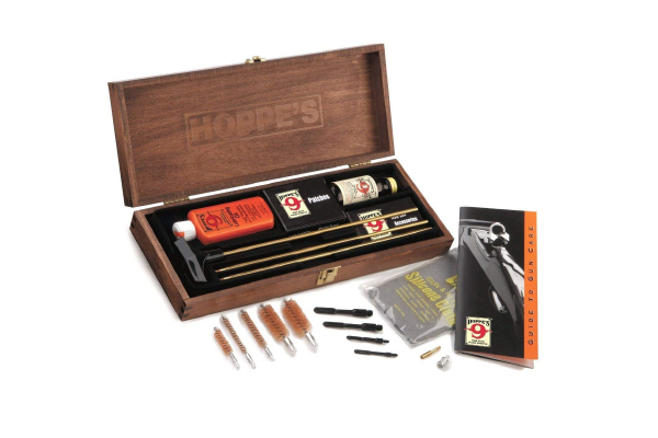 Hoppe's No. 9 Deluxe Gun Cleaning Kit Review