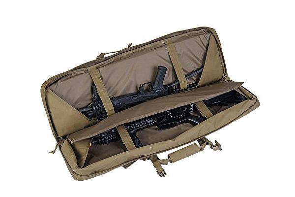 Lancer tactical double carbine soft case Review