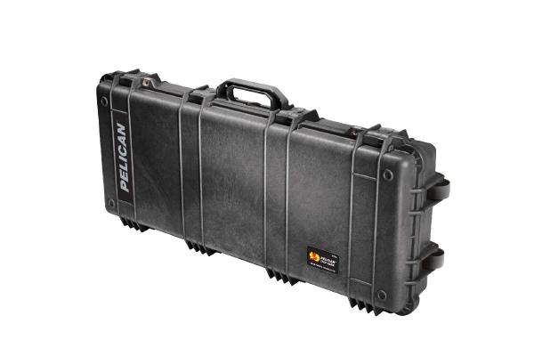 Pelican 1700 rifle case with foam