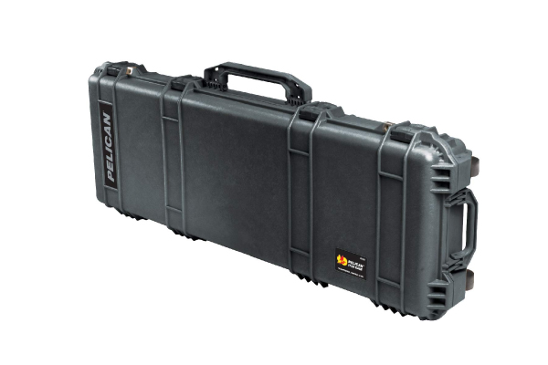 Pelican 1720 rifle case with foam review