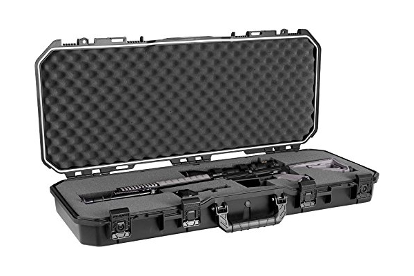 Plano all-weather tactical gun case Review