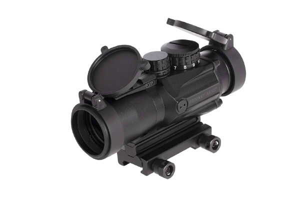 Primary Arms 3X Compact Prism Riflescope Review
