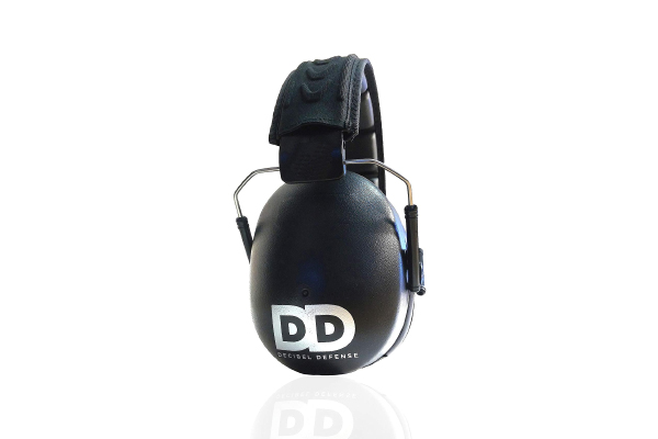 Professional Safety Ear Muffs by Decibel Defense Review