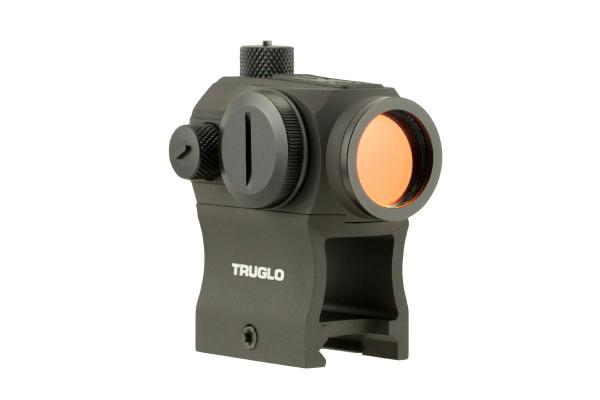 TRUGLO Tru-Tec Tactical 20mm Red-Dot Sight Review
