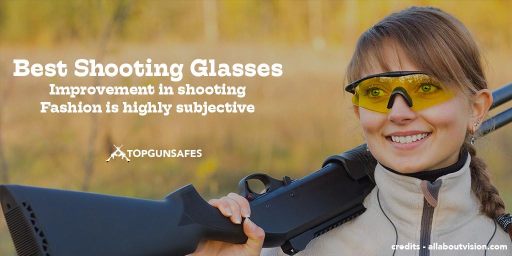best shooting glasses 2019