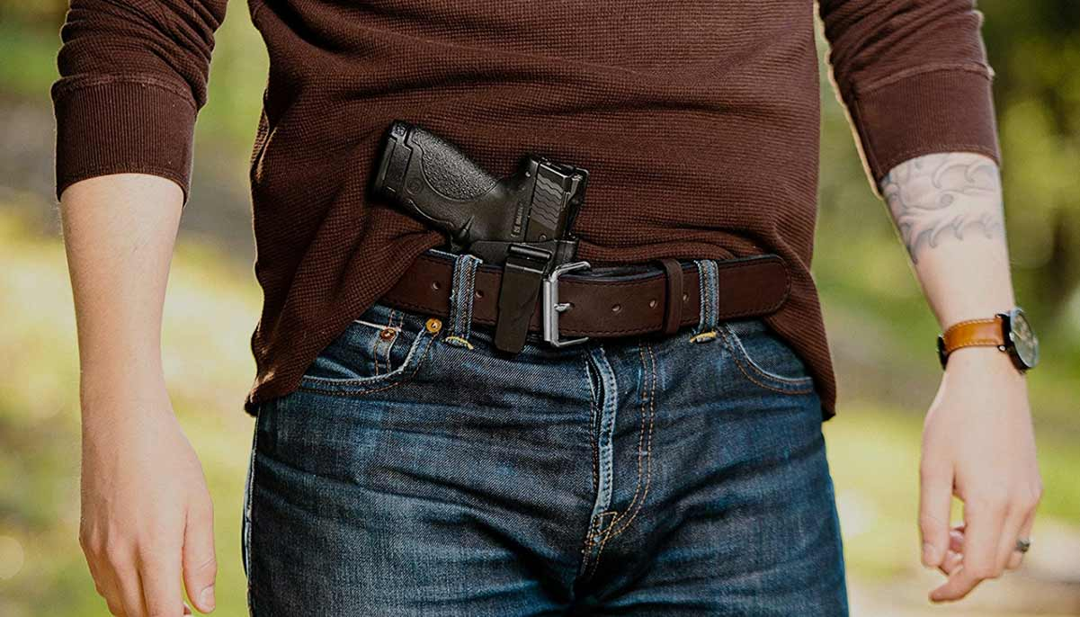 Top 9 Best Concealed Carry Belts 2020 - Reviews and Buyers Guide