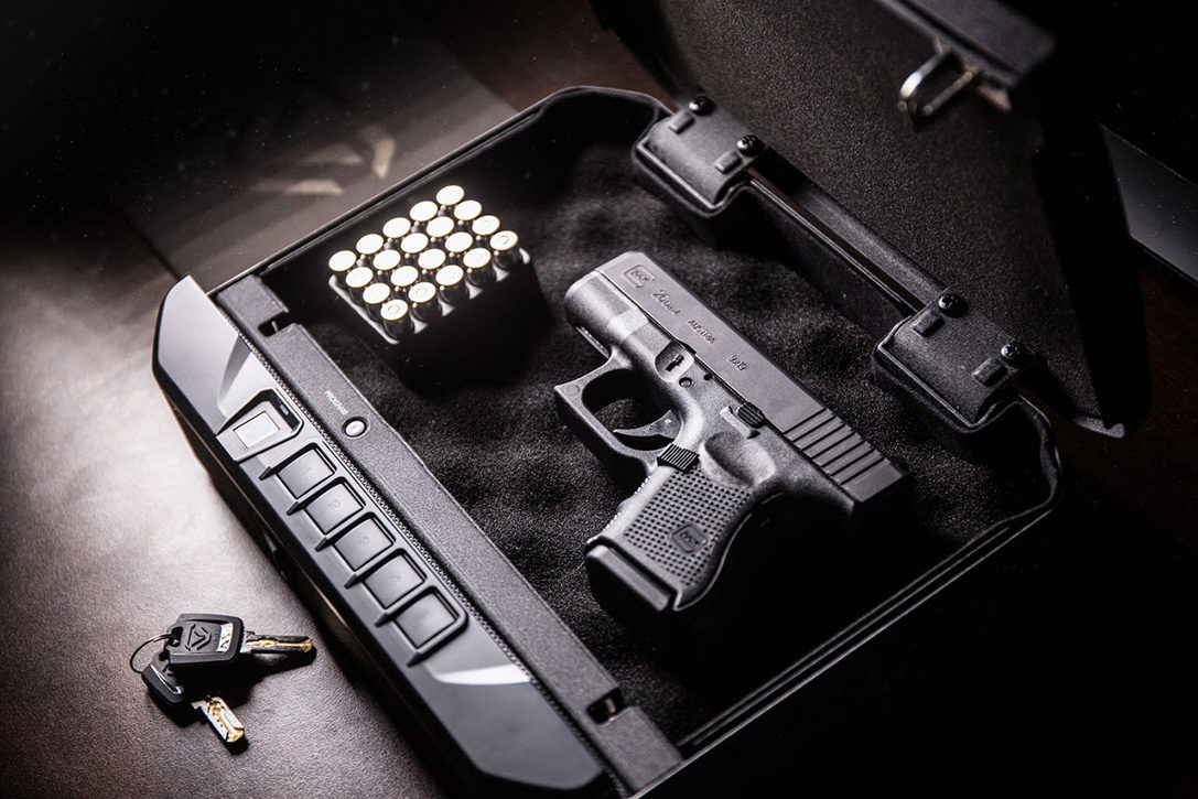 Which Quality to Look for in a Handgun Safes?