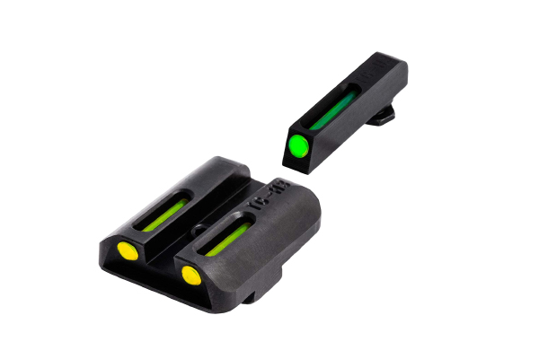 TRUGLO TFO Handgun Sight Set Review