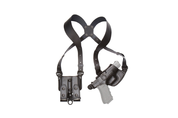 Aker Leather 101 Comfort-Flex Shoulder Holster Review
