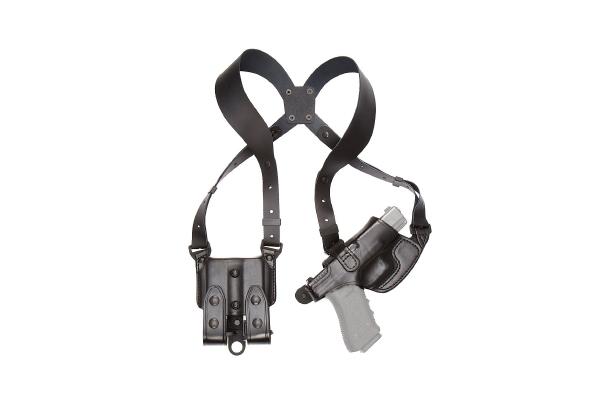 Aker Leather 101 Comfort-Flex Shoulder Holster Review