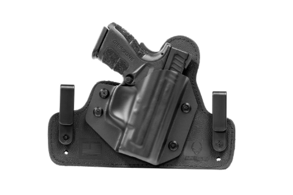 Alien Gear Holsters Cloak Tuck 3.0 IWB Holster Review