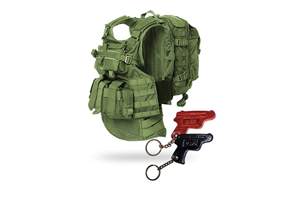 BA8029 Amran Tactical Semi-Modular Vest Review