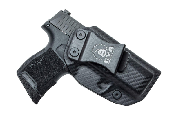CYA Supply Co. IWB Holster Fits: Glock 19/19X/23/32 Review