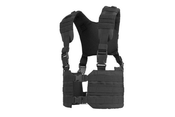 Condor MCR7 MOLLE Tactical Ronin Chest Rig Split Vest Review