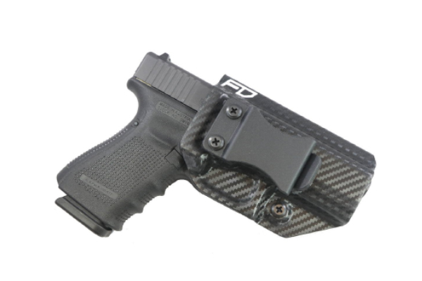 Fierce Defender IWB Kydex Holster Glock Warrior Series Review