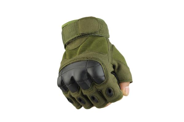 Fuyuanda Half Finger Outdoor Gloves Review