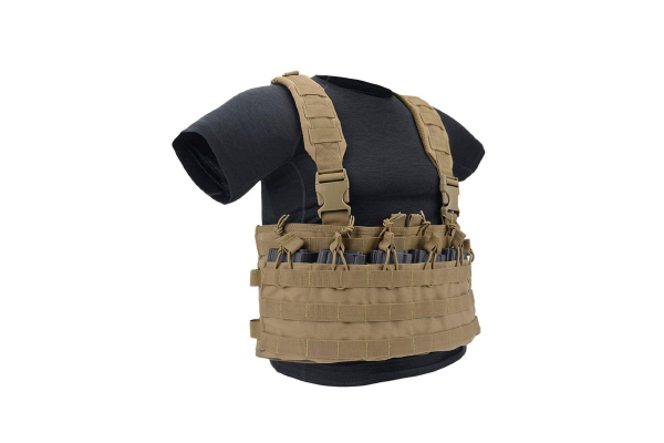 GLORY FIRE Tactical Vest Review