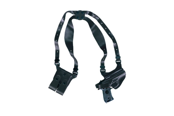 Gould & Goodrich B804-G17 Gold Line Shoulder Holster Review