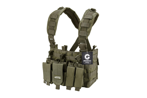 Loaded Gear Tactical Chest Rig Review
