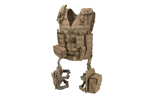 Loaded Gear tactical vest (VX-200) Review