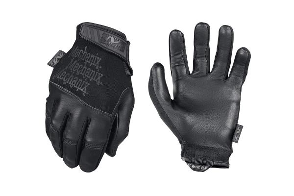 Mechanix Recon Black Gloves, Large Review