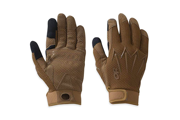 Outdoor Research Halberd Gloves Review