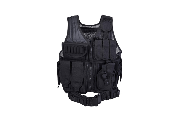 REEHUT Breathable tactical vest Review