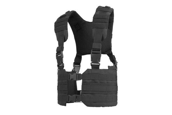 UTG 547 Law Enforcement Tactical vest Review