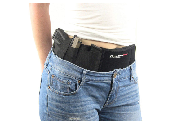 XL Ultimate Belly Band Holster Review