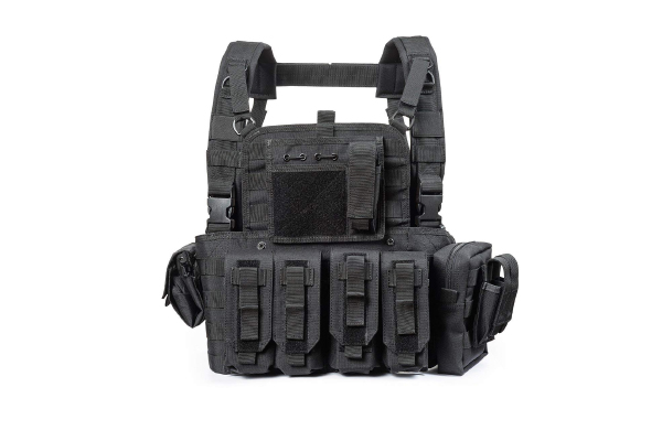 vAv YAKEDA Tactical CS Game Chest Vest Review