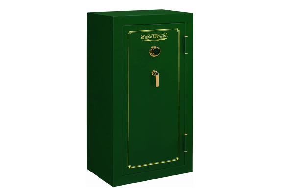 STACK-ON FS-24-MG-C 24-GUN FIRE RESISTANT SAFE