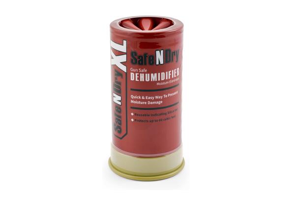 SafeNdry Gun Safe Dehumidifier Review