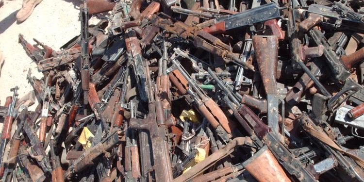 AK 47 defects
