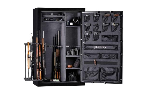 Bighorn Ultimate High-security Access Uab7144ex Firearm Vault