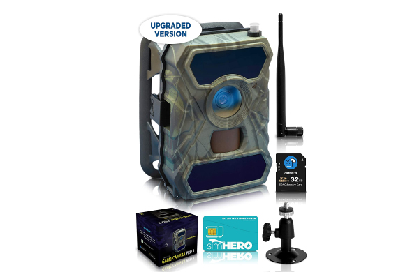 CreativeXP 3G Cellular Trail Cameras