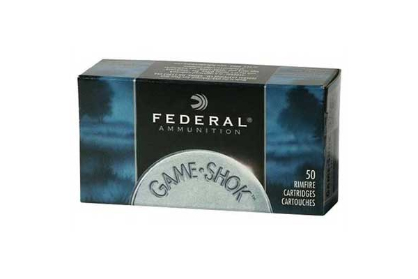 Federal Game Shok Lead Shotshells