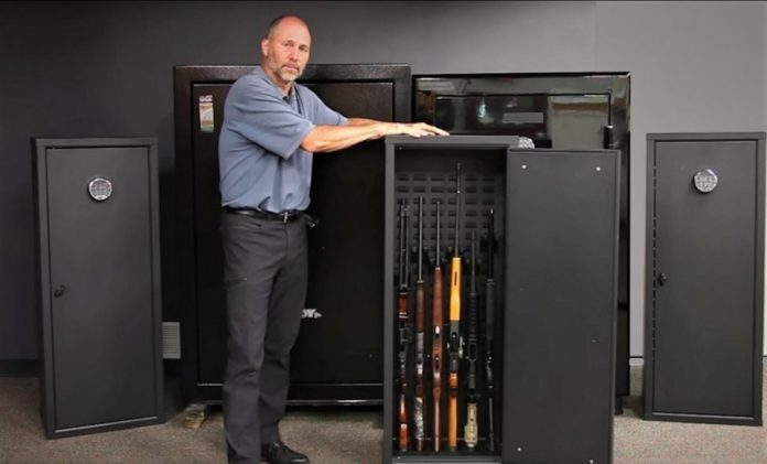 Gun safe v/s Gun Cabinet