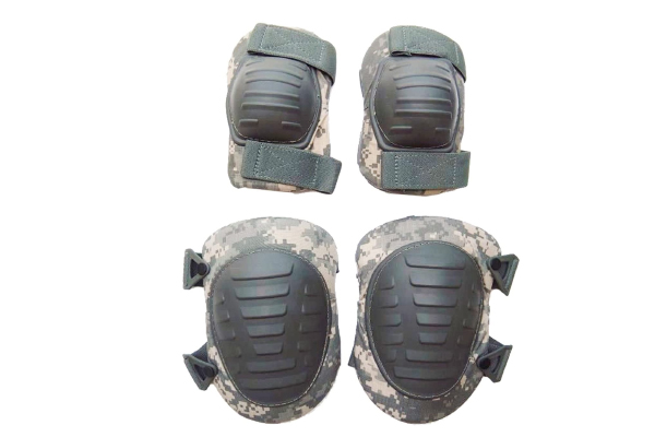 Military Outdoor Clothing ACU Knee and Elbow Pad